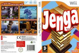 Juego Jenga para Wii