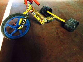 Vendo o cambio drift trike