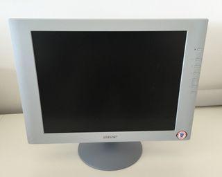 """Monitor 15"""" Sony Pantalla Plana"""