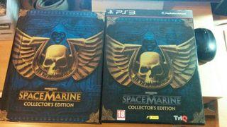 Warhammer 40.000 Edición colecionista.