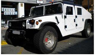 Hummer H1 militar para coleccionistas