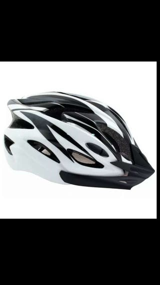 Casco de bicicleta talla L 57 a 62 cms