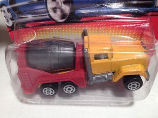 Camion hormigonera 1/100 MAJORETTE