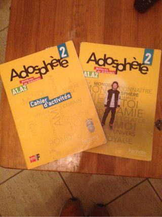 Adodphere 2 + libro de ejercicios sin usar