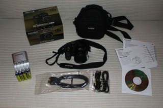 CÁMARA FOTOS FUJIFILM - FINEPIX S2500HD 18X