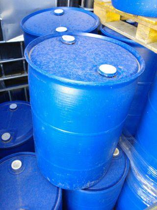 Bidones 220l plastico