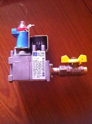 Valvula Gas Fagor Caldera( Sir 845 Azul Plana)