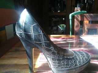 Zapatos piel 38