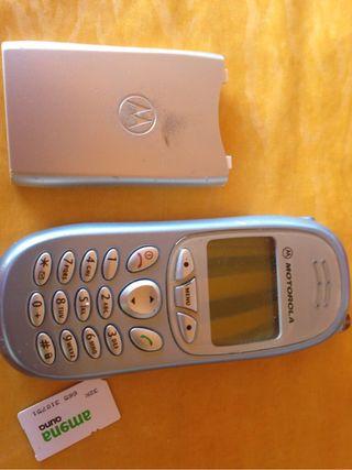 Movil Motorola T191