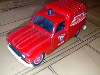 Renault 4 furgoneta 1:43