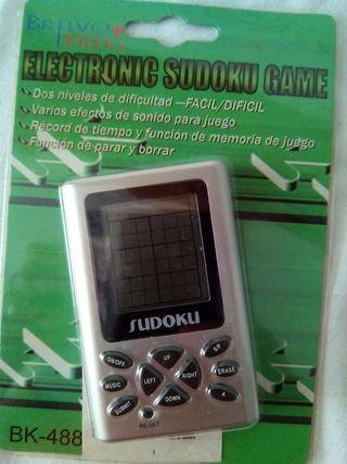 Sodoku juego electronico