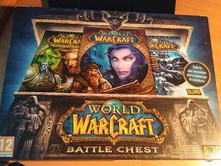 WOW Battle Chest (nuevo)