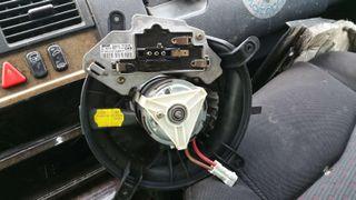 Ventilador mercedes w210