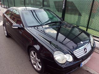 Mercedes Benz Sportcoupe C220 FULL EQUIPED