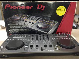 Pioneer DDJ T1 + Decksaver.