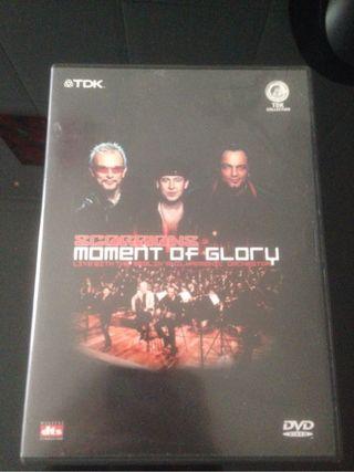 "Dvd Scorpions ""Moment Of Glory"""