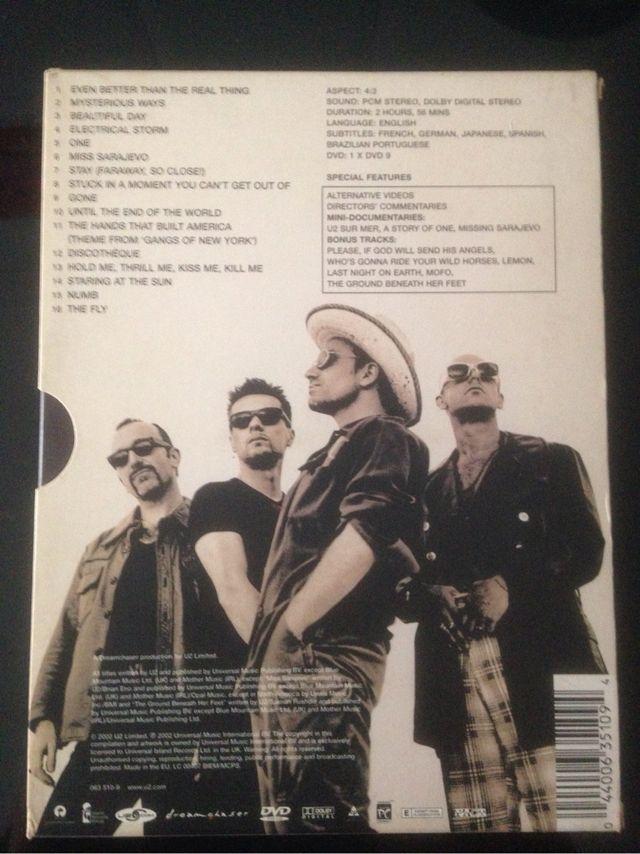 U2 The Best Of 1990-2000