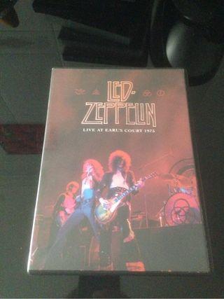 Dvd Led Zeppelin Earls Court