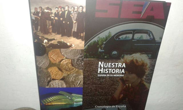 Enciclopedia Nuestra Historia