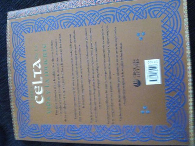 El libro Celta de la vida y la muerte