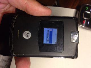 Movil Antiguo Motorola