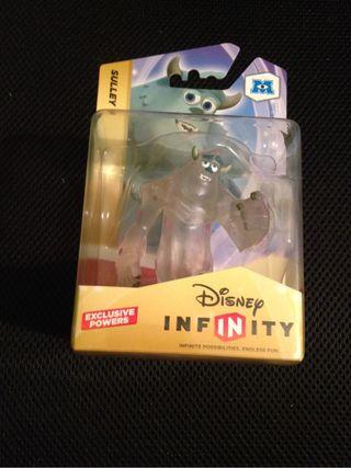 Figura Disney Infinity Monster SA