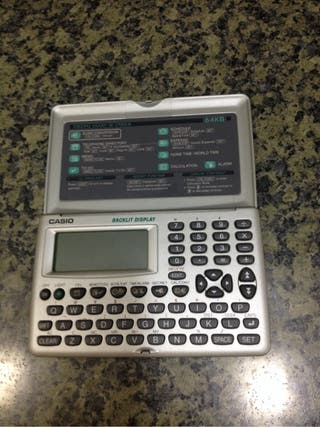 Casio Digital Diary