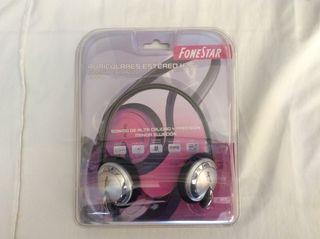 Auriculares Fonestar
