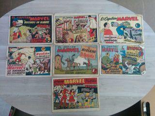 Comics CAPITAN MARVEL originales