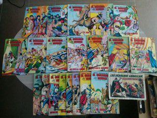 Comics EL GUERRERO DEL ANTIFAZ