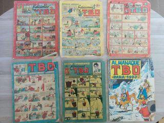 Comics TBO originales
