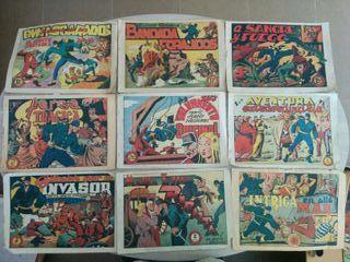 Comics JINETE FANTASMA originales