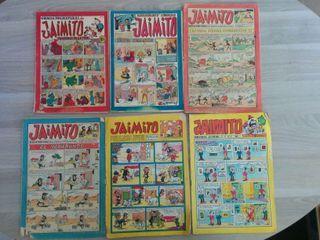 Comics jaimito originales