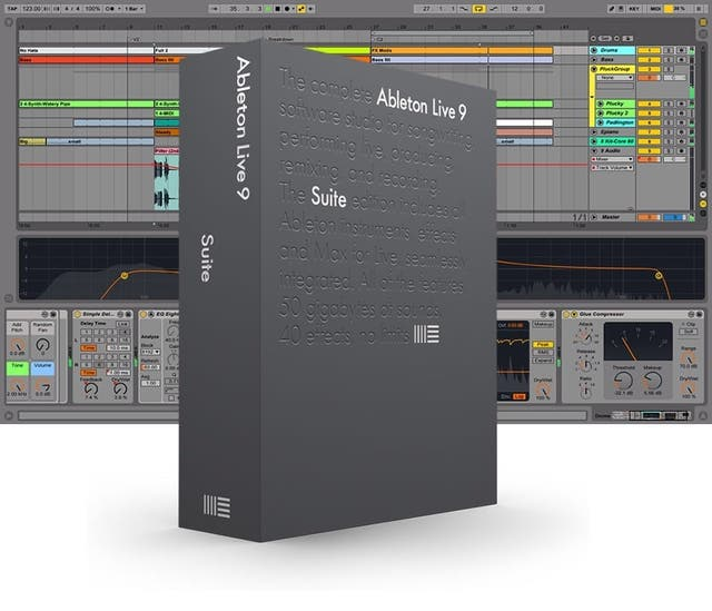 Resultado de imagen de Ableton Live Suite