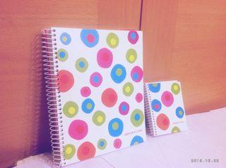 Cuadernos Agatha Ruiz de la Prada