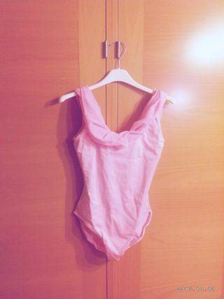Conjunto Mayot + Falda de ballet