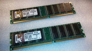 512mb DDR1 memoria ram Kingston