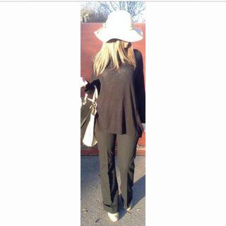 Pantalon Negro T34