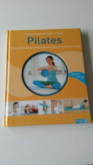 Pilates eficaz método de entrenamiento para practicar en casa