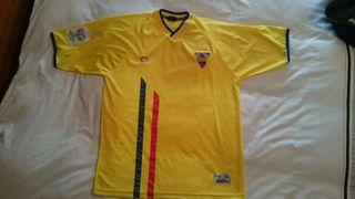 Camiseta Seleccion Ecuador mundial 2006