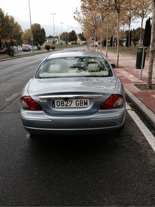 Jaguar 2.2 X TIPE CONSUMO 5,5 L