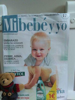 REGALO_Revista Mi Bebe y Yo _ n° 280