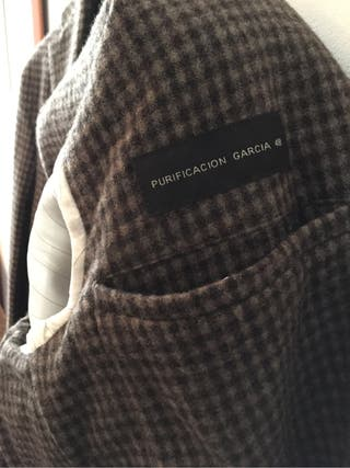 Americana de lana Purificación García