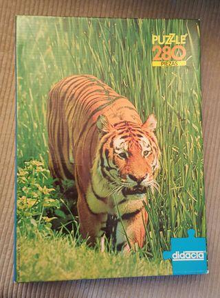 Puzzle Tigre 280 piezas