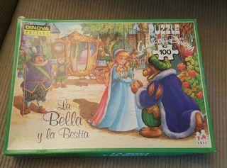 Puzzle BELLA Y BESTIA