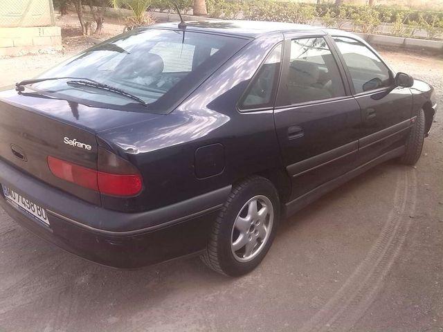 Renault safran
