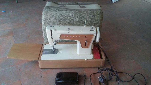 Maquina de coser singer portatil electrica de segunda mano