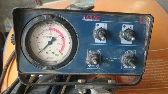 Atomizador sulfatadora