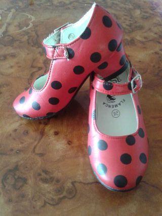 Zapatos de flamenca, 23