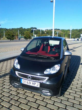 SMART FORTWO COUPE PASSION MHD 52